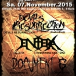 ENTERA (Thrash) + DOCUMENT 6 (Death/G...